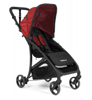 коляска-прогулочная-babyhome-vida-red