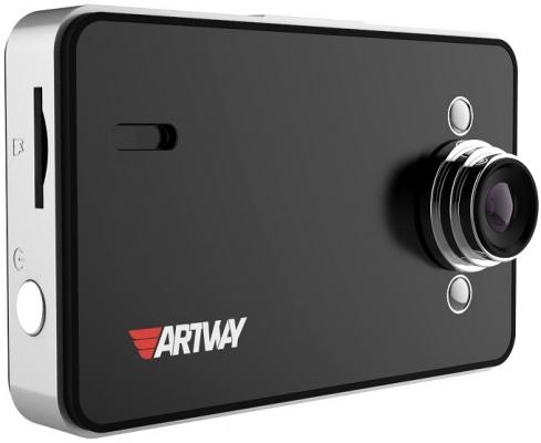 Видеорегистратор Artway AV-110 2.4 1280x720 90° microSD microSDHC датчик движения USB видеорегистратор artway av 711 av 711