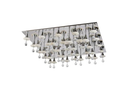 Потолочный светильник с пультом ДУ RegenBogen Life Фленсбург 609010741