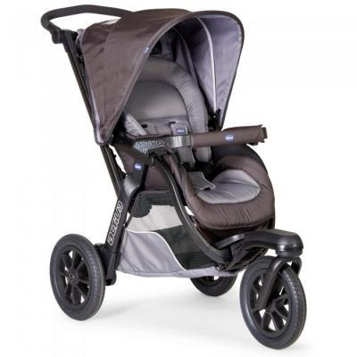Прогулочная коляска Chicco Activ3 (grey) прогулочная коляска chicco activ3 grey