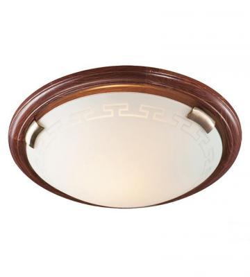 Потолочный светильник Sonex Greca Wood 360 потолочный светильник sonex iris 1230