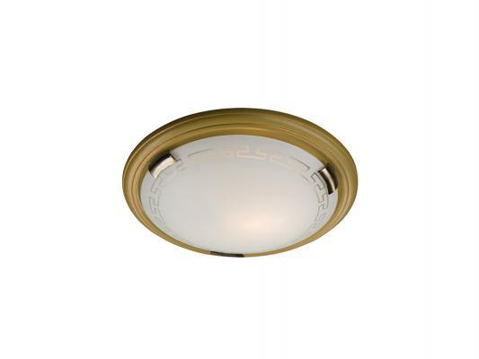 Потолочный светильник Sonex Provence Green 138