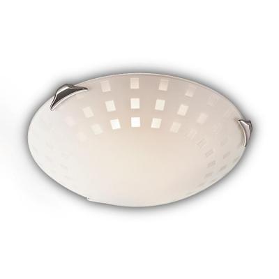 Потолочный светильник Sonex Quadro White 162/K бра sonex quadro white 062