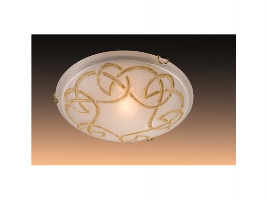 Потолочный светильник Sonex Brena Gold 212