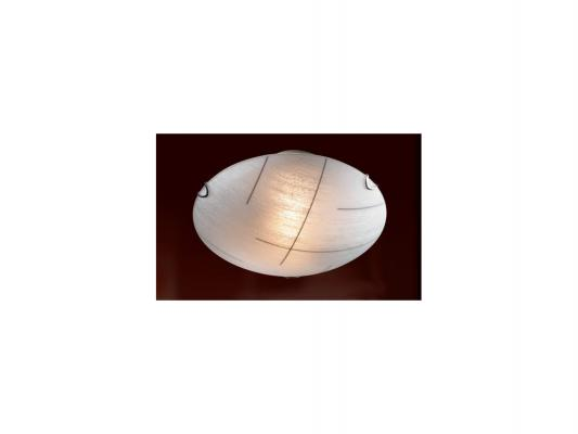 Потолочный светильник Sonex Lint Black 255