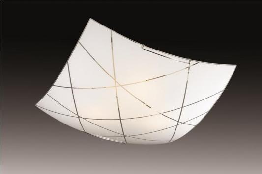 Потолочный светильник Sonex Vasto 3144  sonex 3144 sn14 073 vasto chrome white