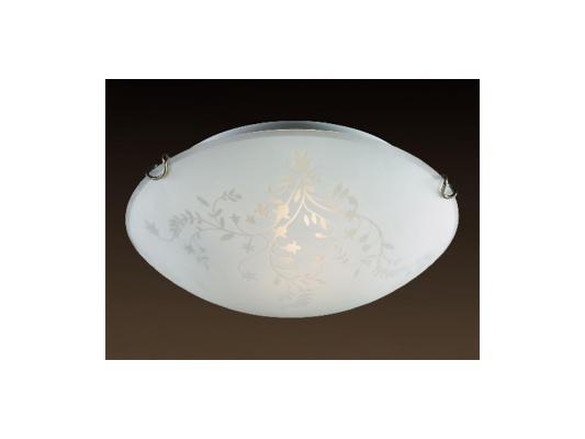 Потолочный светильник Sonex Kusta 318 потолочный светильник sonex iris 1230