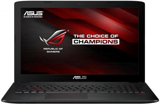 "Ноутбук ASUS ROG GL552VW-CN480T 15.6"" 1920x1080 Intel Core i7-6700HQ 90NB09I3-M05670"
