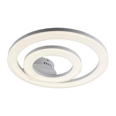 Светодиодный светильник IDLamp Rut 408/2PF-LEDWhite потолочный светодиодный светильник idlamp 410 2pf ledwetasphalt