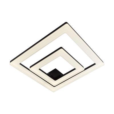 Светодиодный светильник IDLamp Sevilia 407/2PF-LEDBlack