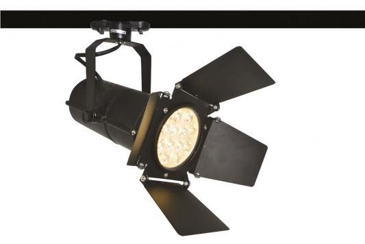 Трековый светильник Arte Lamp Track Lights A6312PL-1BK