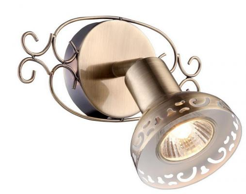 Спот Arte Lamp Focus A5219AP-1AB спот arte lamp focus a5219ap 2ab