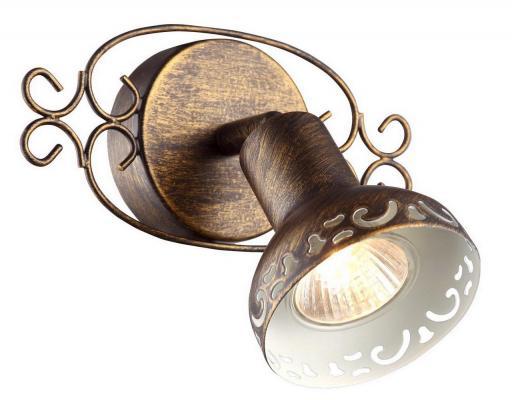 Спот Arte Lamp Focus A5219AP-1BR спот arte lamp focus brown a5219ap 2br