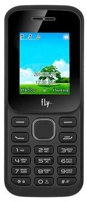 """Мобильный телефон Fly FF178 черный 1.77"""" 32 Мб"""