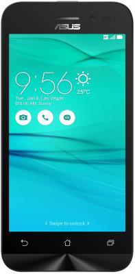 """Смартфон ASUS Zenfone Go ZB452KG черный 4.5"""" 8 Гб Wi-Fi GPS 3G 90AX0141-M01130"""