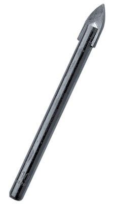 Сверло Makita D-25177 12x80мм для стекла\кафеля