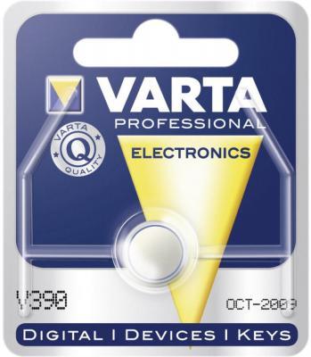 Батарейка Varta V 390 SR54 1 шт батарейка varta max tech с блистер 2шт