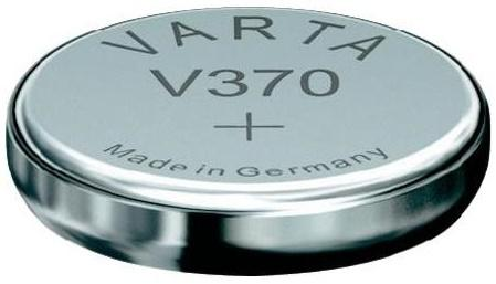 Батарейка Varta V 370 SR69 1 шт WATCH
