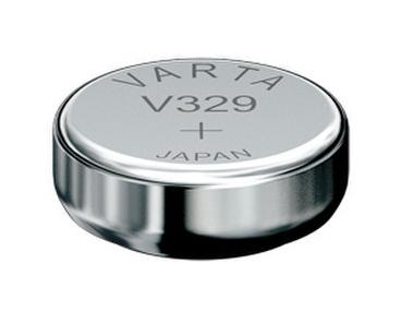 Батарейка Varta Professional Electronics V 329 1 шт батарейка varta v 379 sr521sw sr63 1 шт