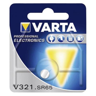 Батарейка Varta Professional Electronics SR616SW/SR16/SR65 V 321 1 шт цена 2017