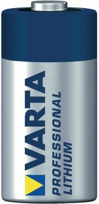 Батарейка Varta Professional CR123A 1 шт батарейки varta professional lithium cr123a 2 шт