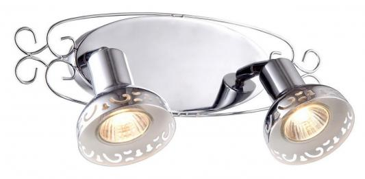 Спот Arte Lamp Focus A5219AP-2CC спот arte lamp focus арт a5219ap 2cc