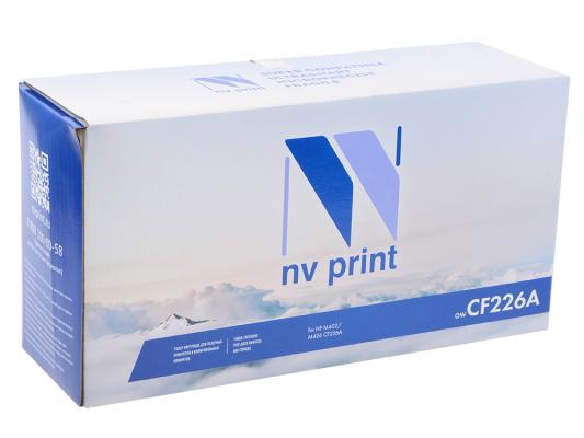 Картридж NV-Print CF226A для HP LJ Pro M402dn/M402n/M426dw/M426fdn/M426fdw черный 3100стр картридж nv print cf213a canon 731 magenta для hp lj pro m251 276 canon lbp7100cn 7110cw