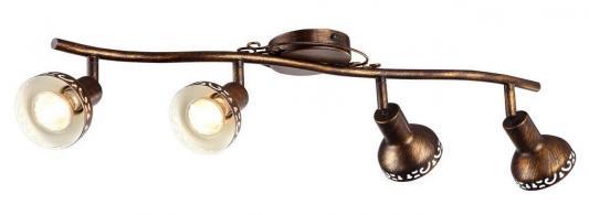 Спот Arte Lamp Focus A5219PL-4BR  цена и фото
