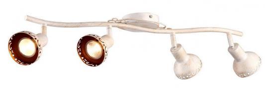 все цены на Спот Arte Lamp Focus A5219PL-4WG
