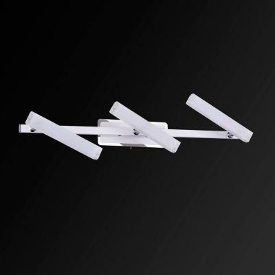 Спот IDLamp Roberta White 406/3A-Whitechrome idlamp 406 406 3a whitechrome