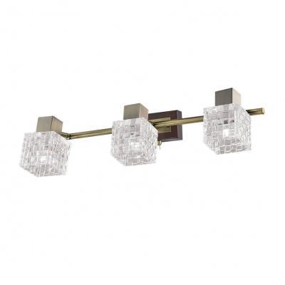 настенный светильник idlamp 406 3a oldbronze Спот  IDLamp Velia 362/3A-Oldbronze