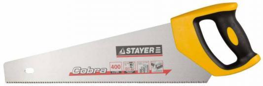 Ножовка Stayer Cobra Super Fiine по дереву мелкий зуб 1514-40 увлажнитель воздуха ballu uhb 1000