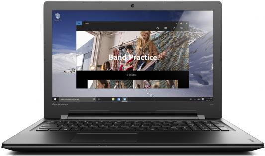 "Ноутбук Lenovo IdeaPad 300-15IBR 15.6"" 1366x768 Intel Pentium-N3700 80M3003FRK"