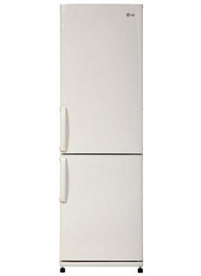 Холодильник LG GA-B409UEDA бежевый