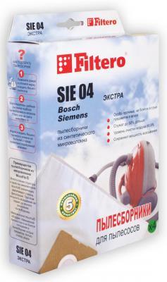 Пылесборник Filtero SIE 04 Экстра пятислойные 4 шт