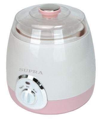 Йогуртница Supra YGS-7001 йогуртница supra ygs 7001 розовый белый
