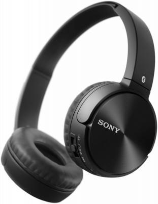 Наушники Sony MDRZX330BT.E беспроводные черный