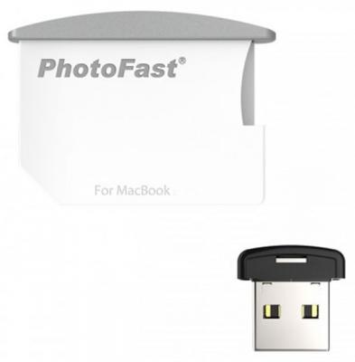 Картридер внешний PhotoFast SD + USB для MacBook Air 13'' CR8700#MBA13