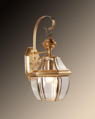 Уличный настенный светильник Arte Lamp Vitrage A7823AL-1AB  - купить со скидкой
