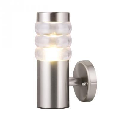Уличный настенный светильник Arte Lamp Portico A8381AL-1SS  - купить со скидкой