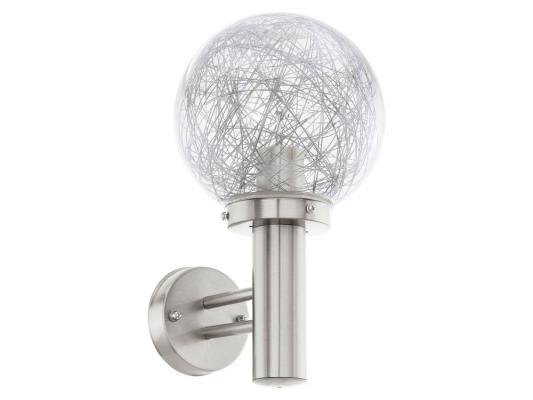 Уличный настенный светильник Eglo Nisia 1 93366 цены онлайн