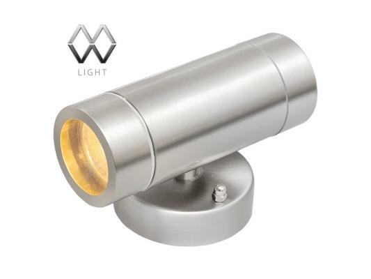 Уличный настенный светильник MW-Light Меркурий 807020501 уличный настенный светильник mw light меркурий 807021601