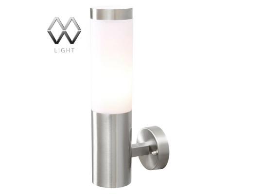 Уличный настенный светильник MW-Light Плутон 809020401