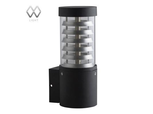 Уличный настенный светильник MW-Light Меркурий 807021701 уличный настенный светильник mw light меркурий 807021601