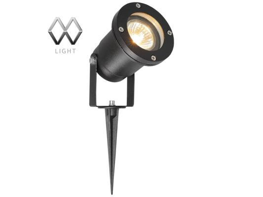 Ландшафтный светильник MW-Light Титан 808040201 спот mw light 808040201