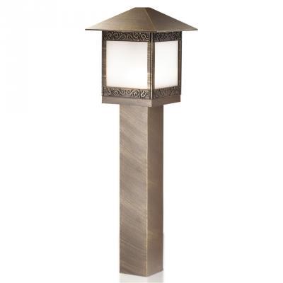 все цены на Уличный светильник Odeon Novara 2644/1A