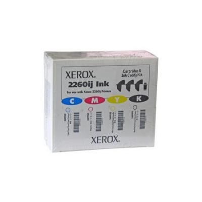 все цены на Картридж Xerox 026R09950 для 2260ij голубой