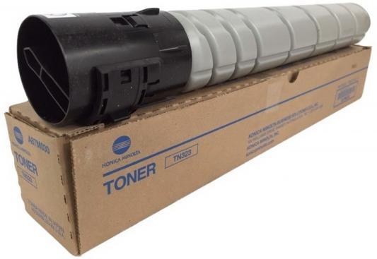 Фото - Тонер Konica Minolta A87M050 TN-323 для 227 287 367 черный тонер картридж konica minolta tn 321k черный