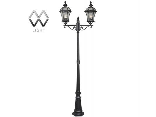 Садово-парковый светильник MW-Light Сандра 811040602 подвесной светильник mw light сандра 811010301 page 6