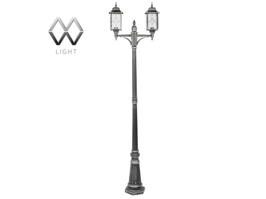 Садово-парковый светильник MW-Light Бургос 813040602